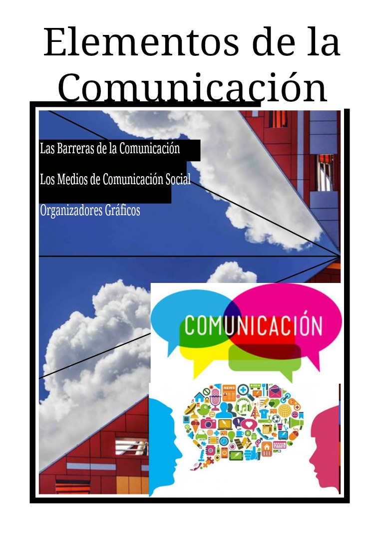 Elementos de la Comunicación volumen 1