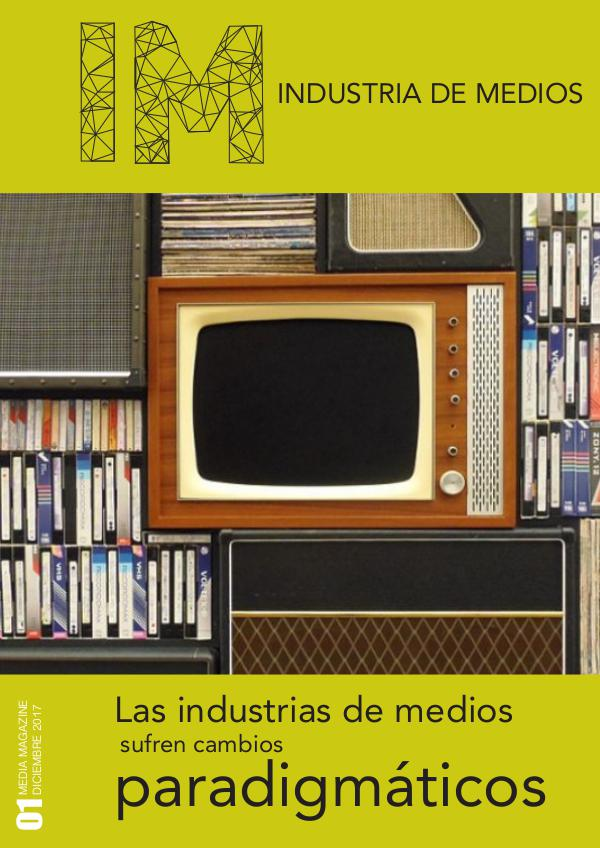 Industria de Medios revista