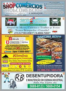 GUIA SHOPCOMÉRCIOS ZONA SUL #42 JAN/19