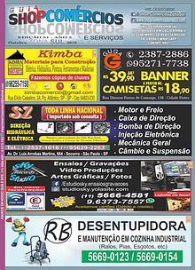 GUIA SHOPCOMÉRCIOS ZONA SUL #51 OUTUBRO/19
