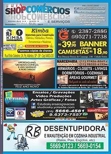 GUIA SHOPCOMÉRCIOS ZONA SUL #53 DEZEMBRO 2019