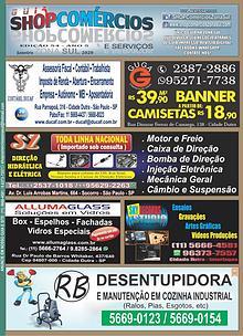 GUIA SHOPCOMÉRCIOS ZONA SUL #54 JAN/20
