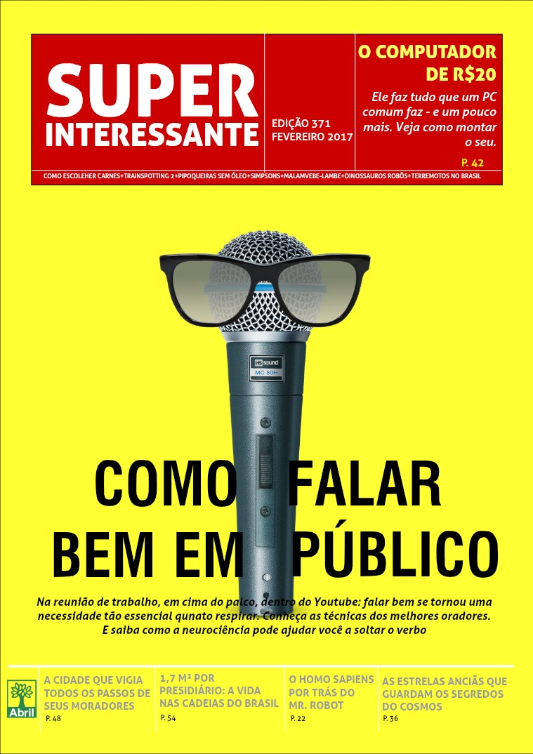 Trabalho 2 - WebDesign em Jornalismo - Super Interessante 1