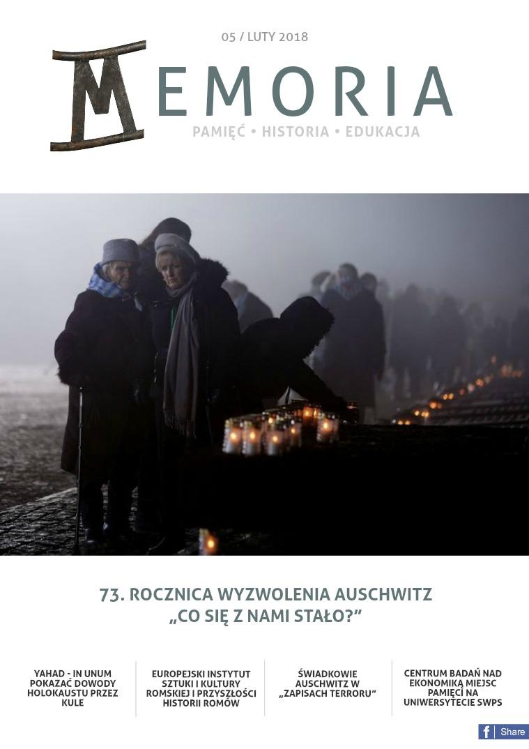 Memoria [PL] No. 5 / Luty 2018