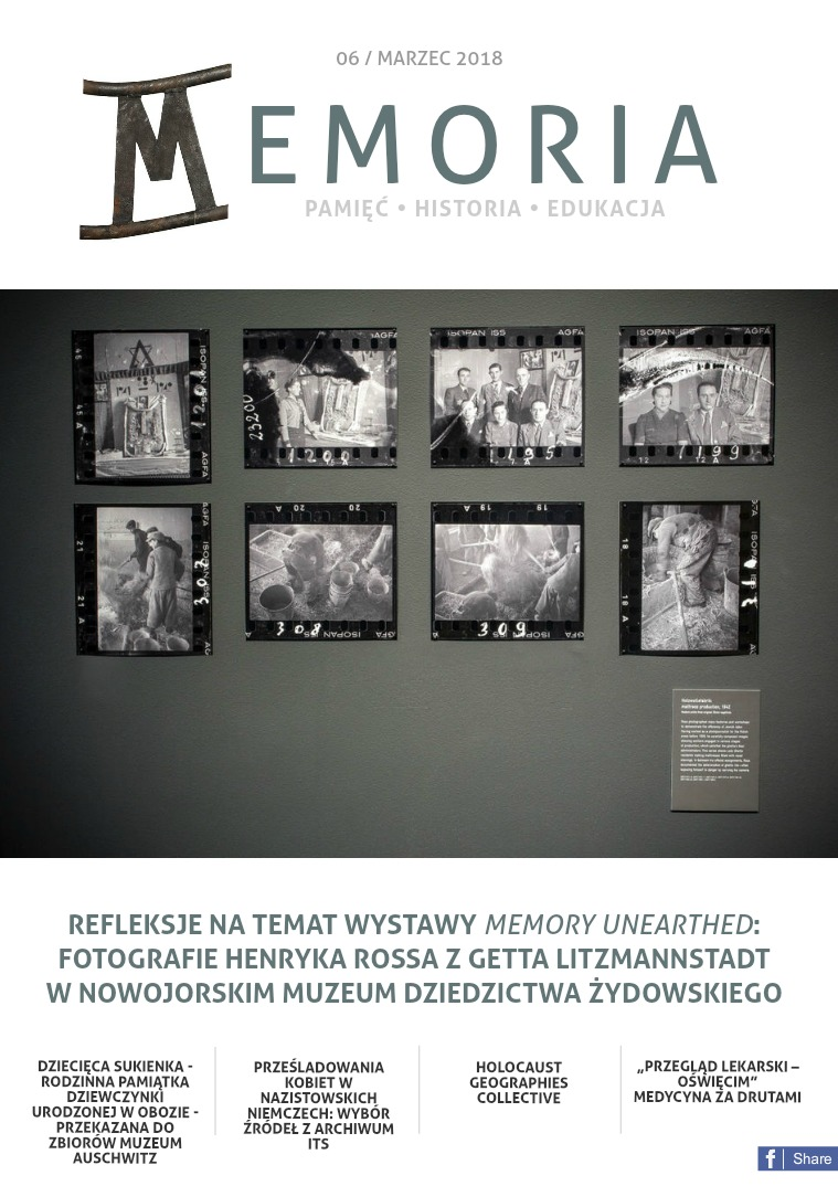 Memoria [PL] No. 6 / Marzec 2018