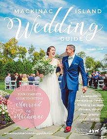 2020 Mackinac Island Wedding Guide