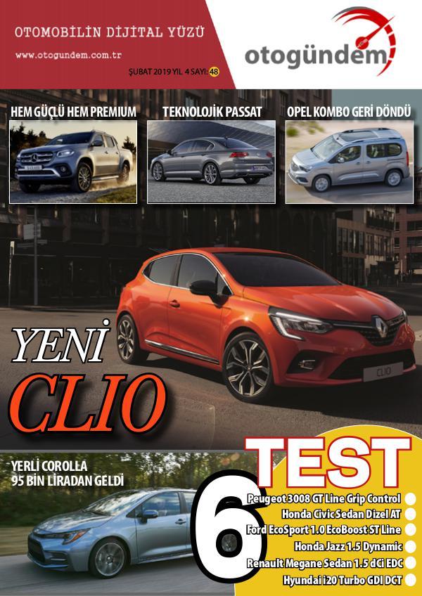 Oto Gündem Dergi Şubat 2019 otogundem şubat 2019 online yayın