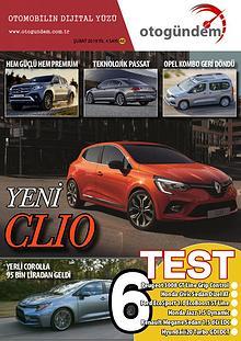 Oto Gündem Dergi Şubat 2019