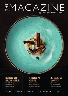 The Magazine @ One Warwick Park