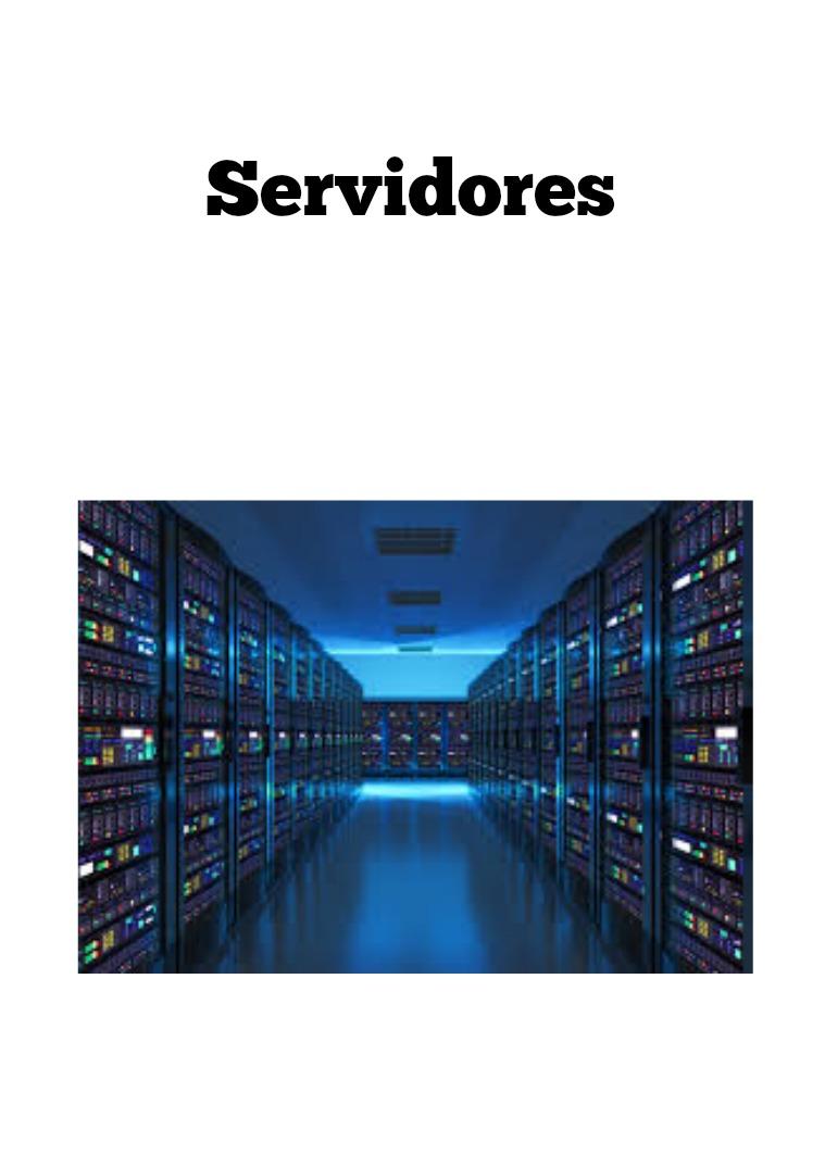 SERVIDORES-TENORIO Servidores tenorio
