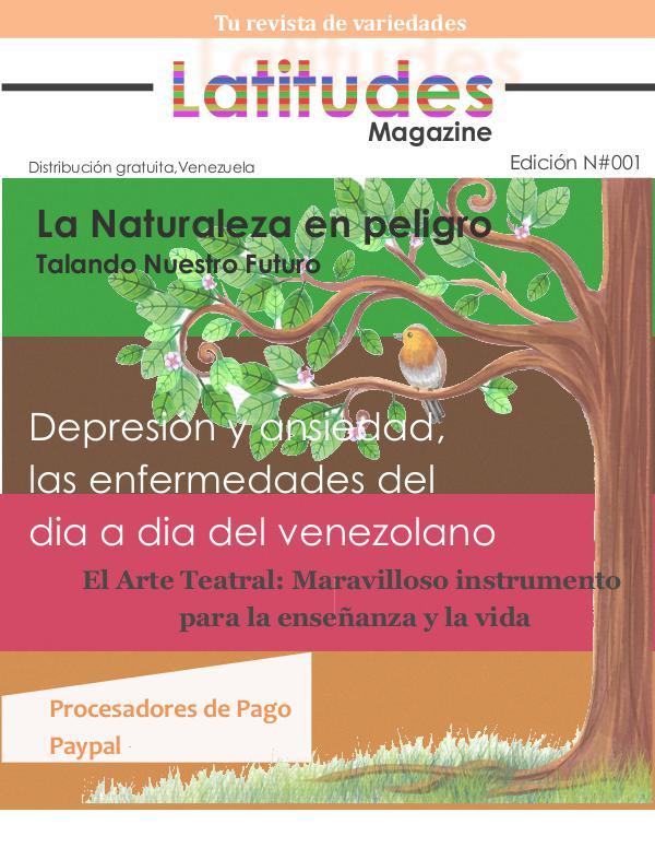 Latitudes Magazine revista katiuska tineo