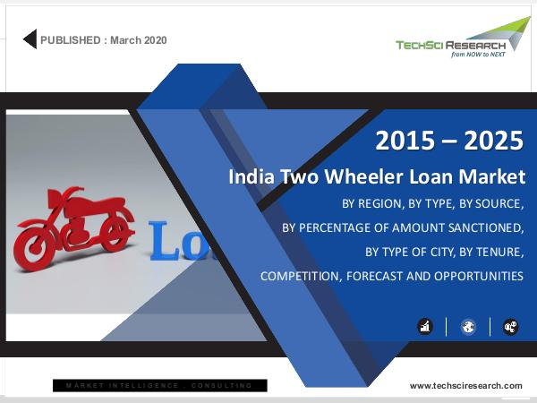 Global Market Research Company US India Two Wheeler Loan Market, Forecast and Opport
