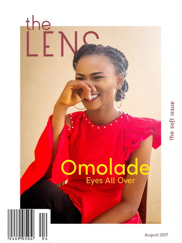 The Lens Magazine Aug. 2017