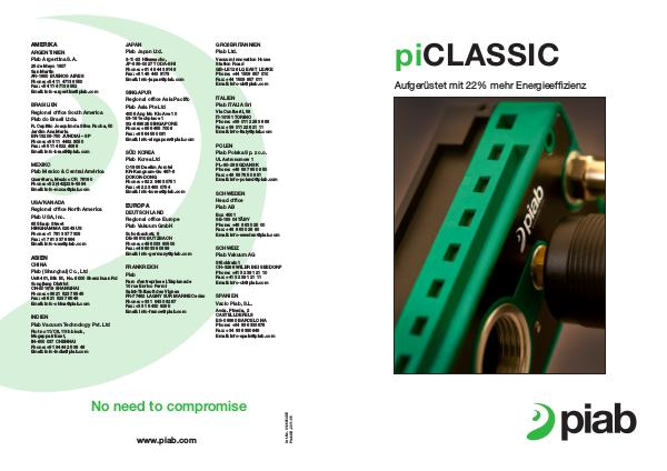Piabs magazines, German piCLASSIC