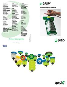 Piabs magazines, German