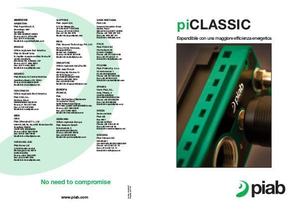 Piabs magazines, Italian piCLASSIC