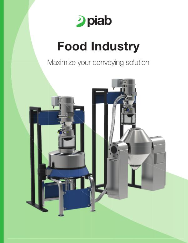 Piabs magazines, US- Eng (Imperial) Food Industry
