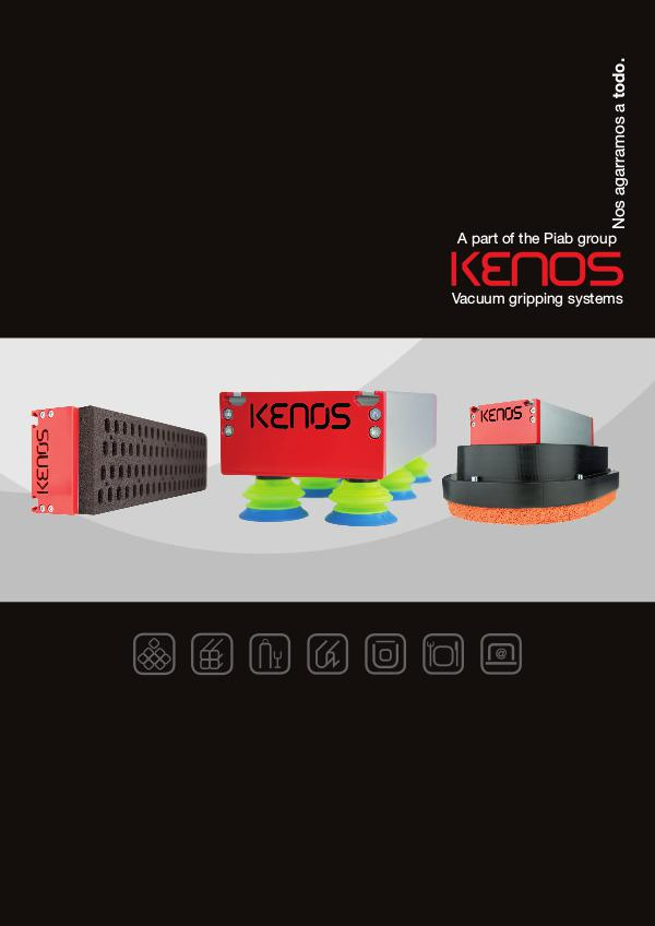 Piabs magazines, Spanish Kenos® Catalogue