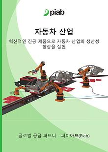 Piabs magazines, Korean