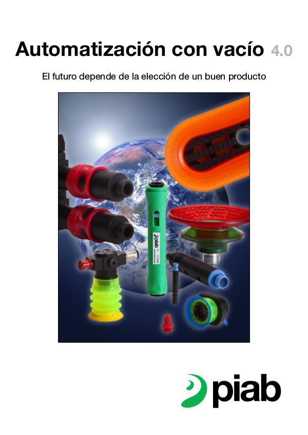 Piabs magazines, Spanish VacuumAutomation 4.0