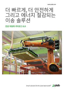 Piabs magazines, Korean
