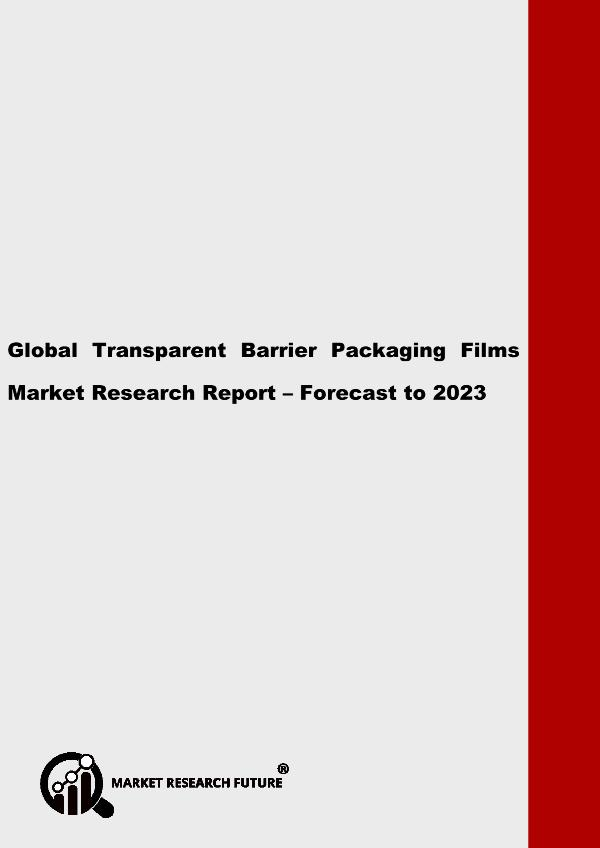 Asia Pacific Blood Glucose Test Strip Packaging Market Research Repor Global Transparent Barrier Packaging Films Market