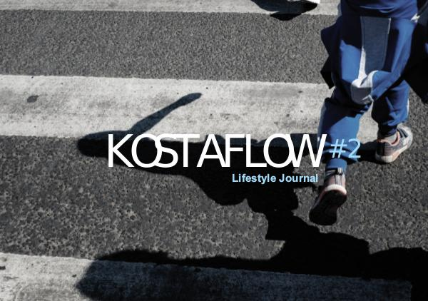 KOSTAFLOW Lifestyle Journal KOSTAFLOW LifeStyle Journal #2