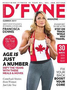 D'FYNE Fitness Magazine