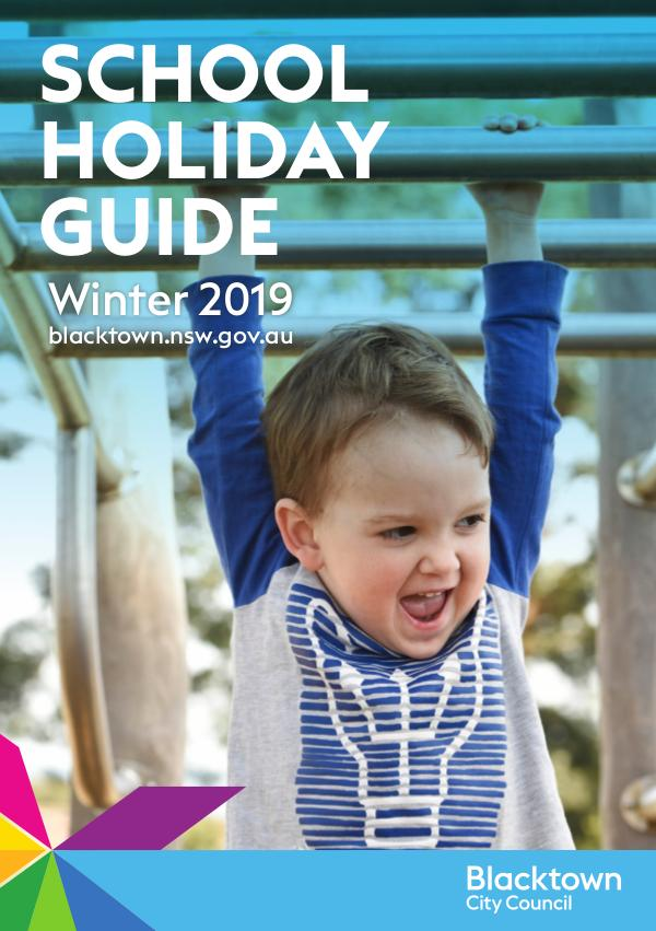 School Holiday Guide Winter 2019