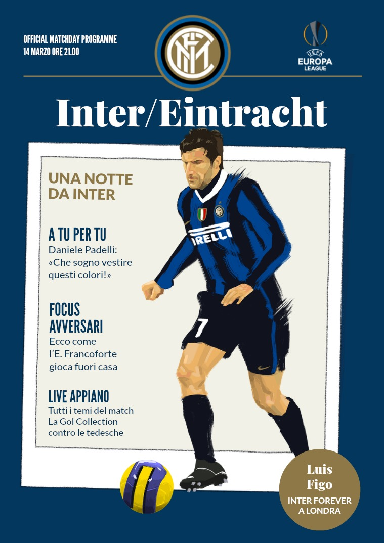 2018/19 Inter-Eintracht Frankfurt  (ITA)