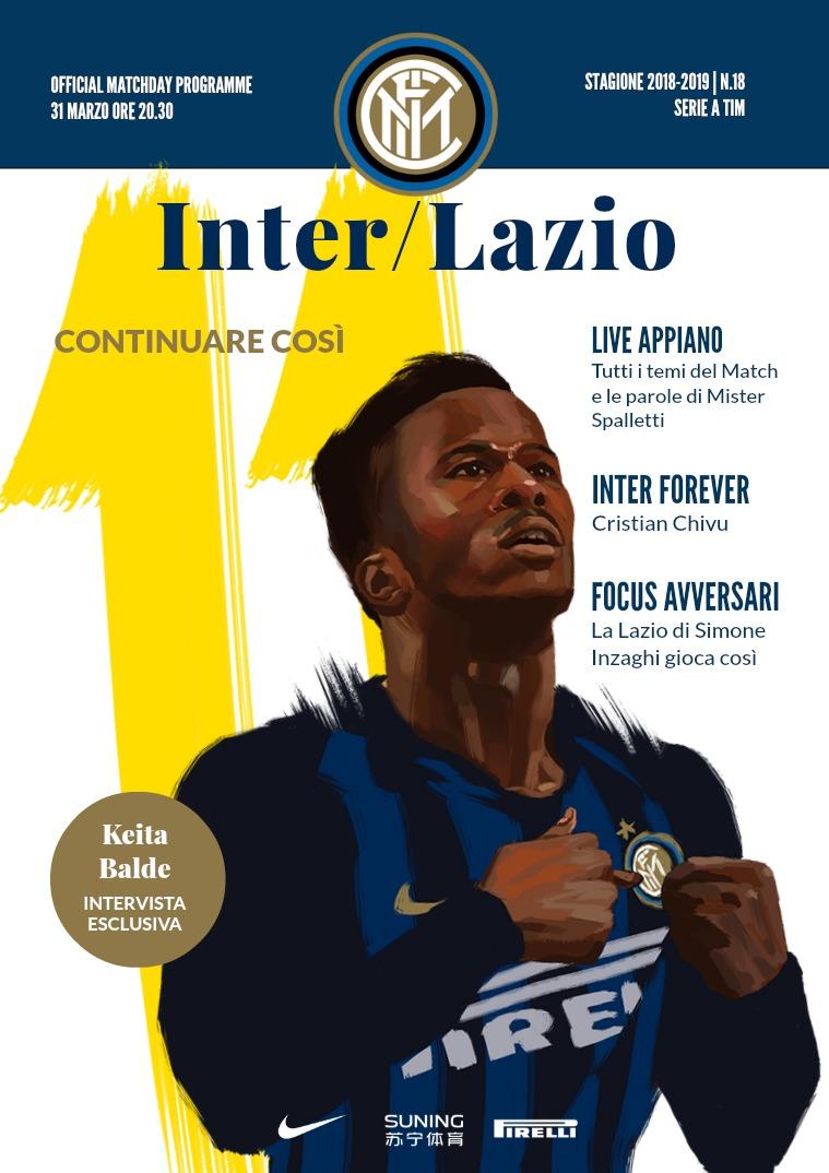 2018/19 Inter-Lazio