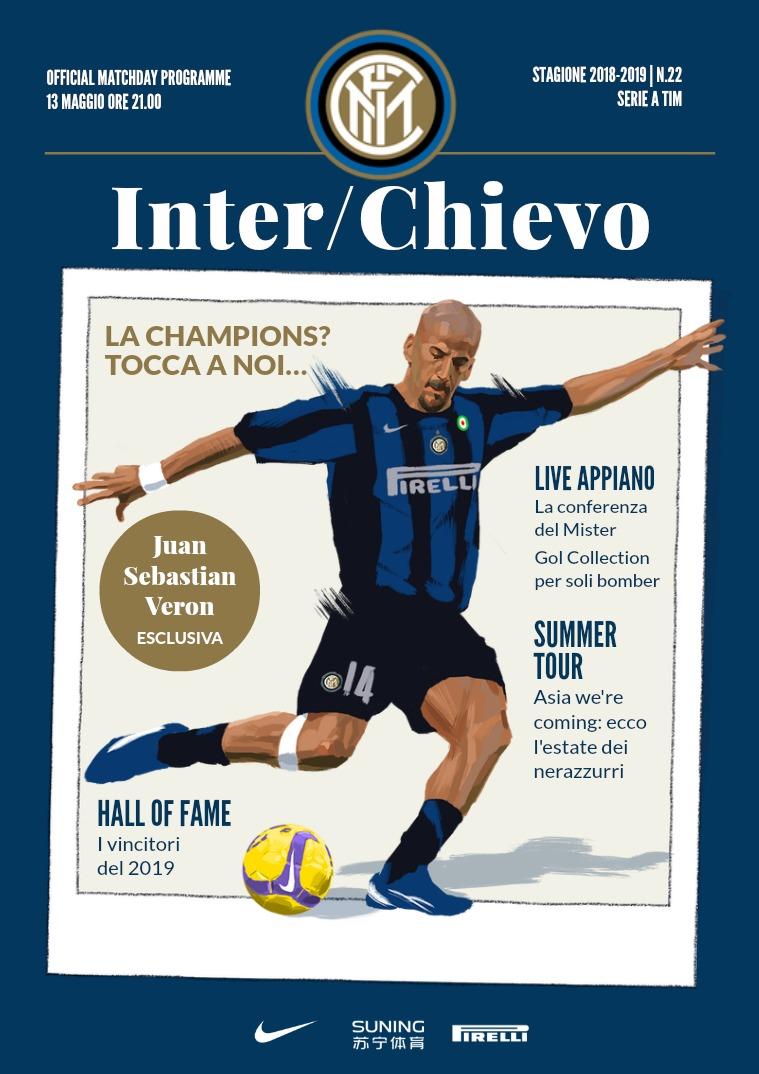 2018/19 Inter-Chievo