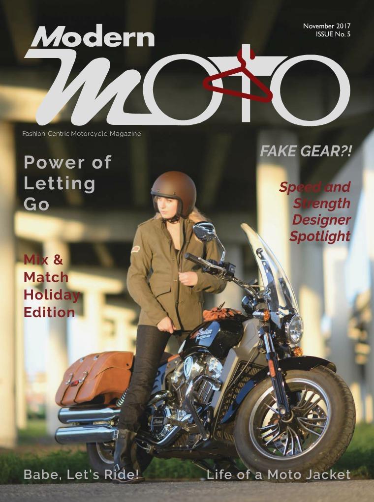 ISSUE No. 5 - November 2017