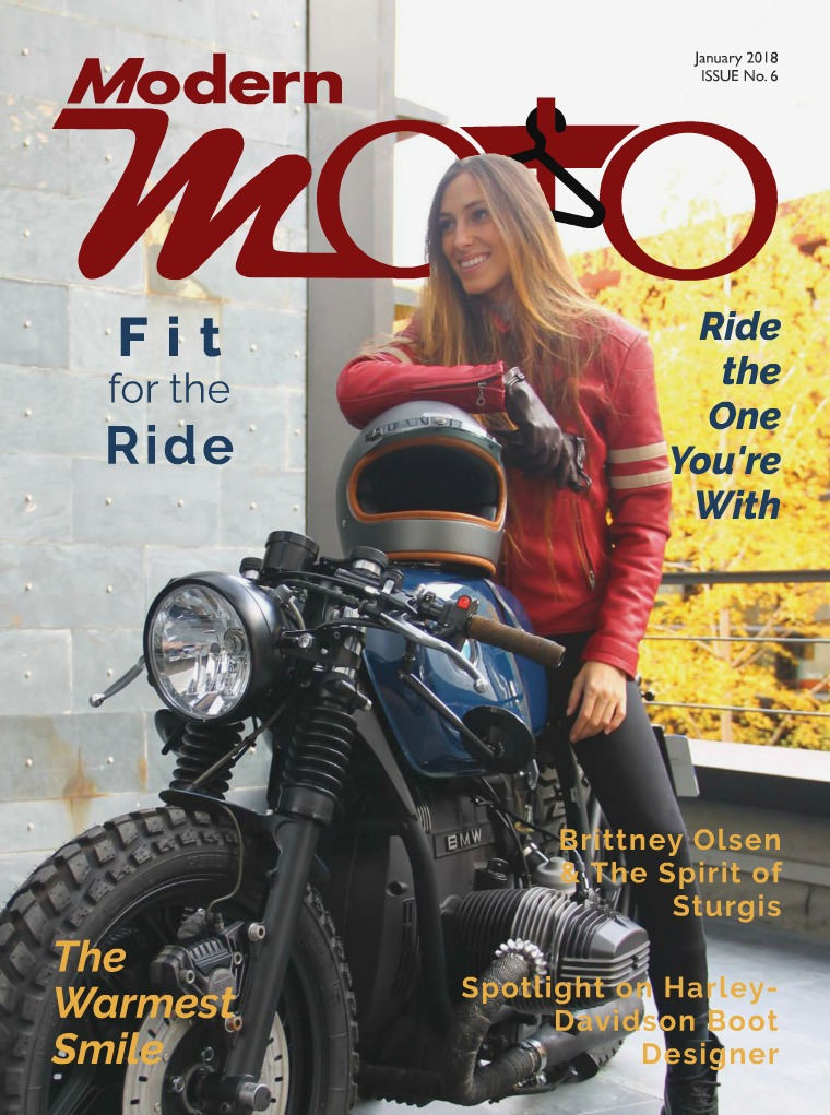 ISSUE No. 6 - January 2018