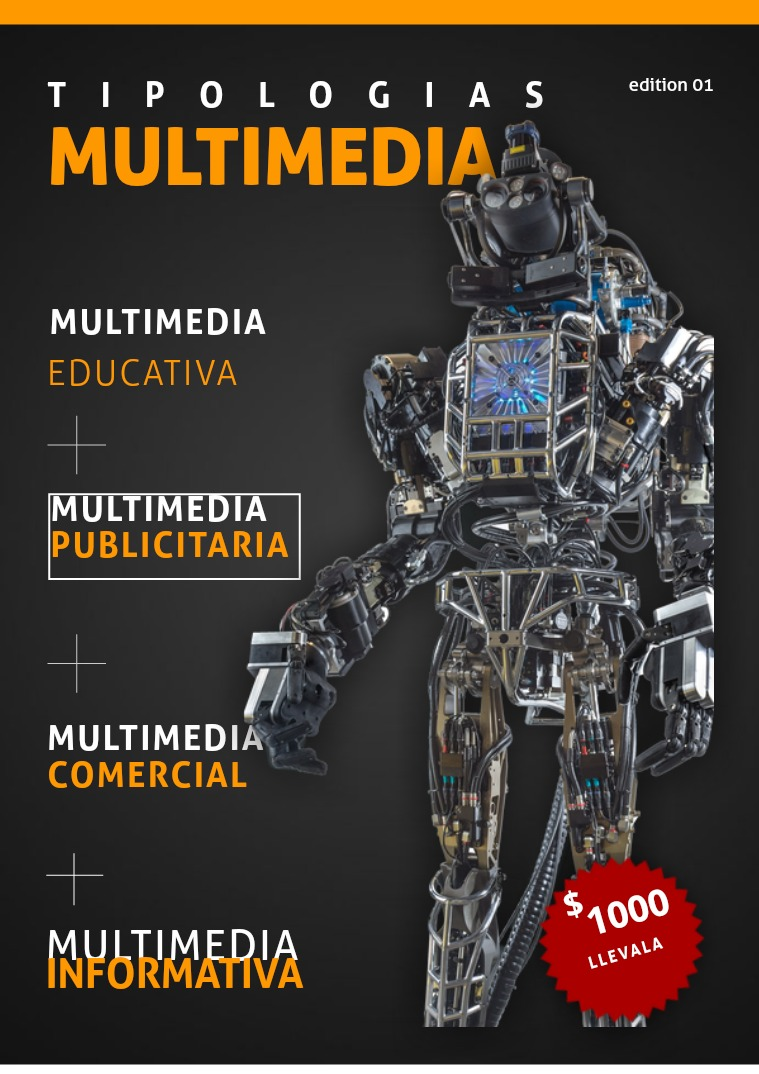 tipologias multimedia 1