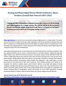 Market Revenue Analog and Mixed Signal Device Market Estimates