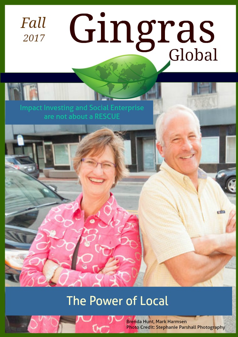 Gingras Global Magazine Fall 2017