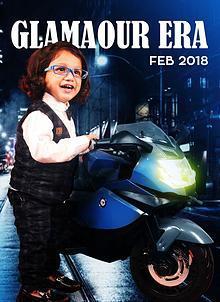Glamaour Era magazine Feb 2018