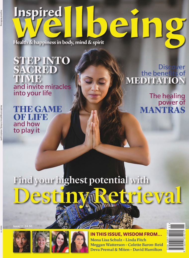 Inspired Wellbeing Inspired Wellbeing Issue 11