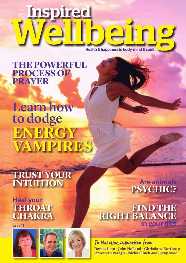 Inspired Wellbeing Inspired Wellbeing Issue 13