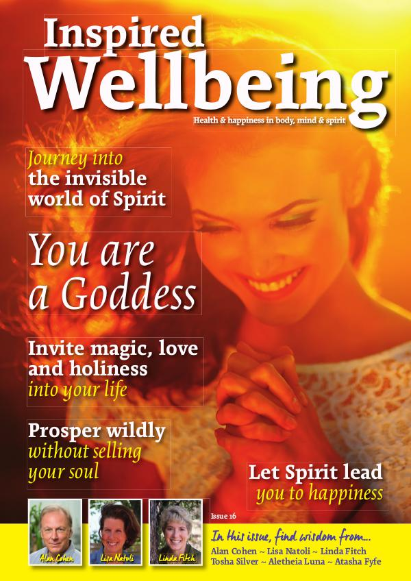 Inspired Wellbeing Issue 16