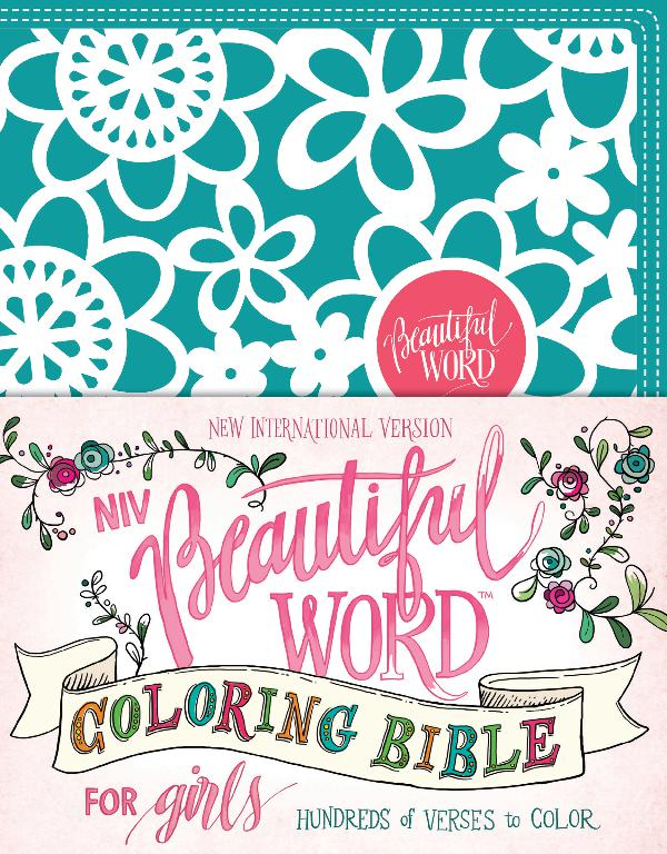 Beautiful Word Coloring Bible for Girls 9780310763550_BeautifulWord_Girls_coloring_sampler