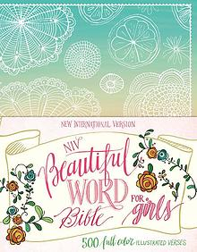 Beautiful Word Bible for Girls