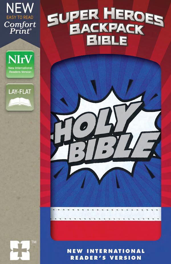 NIrV Super Heroes Backpack Bible 9780310761556_NIrVSuperHeroesBible_Backpack_matthe