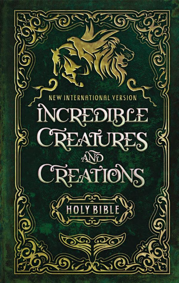 NIV Incredible Creatures and Creations 9780310761174_NIVIncredibleCreatures_sampler