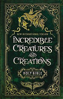 NIV Incredible Creatures and Creations