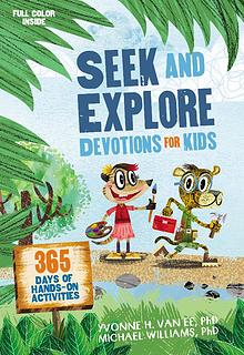 Seek and Explore Devotions for Kids