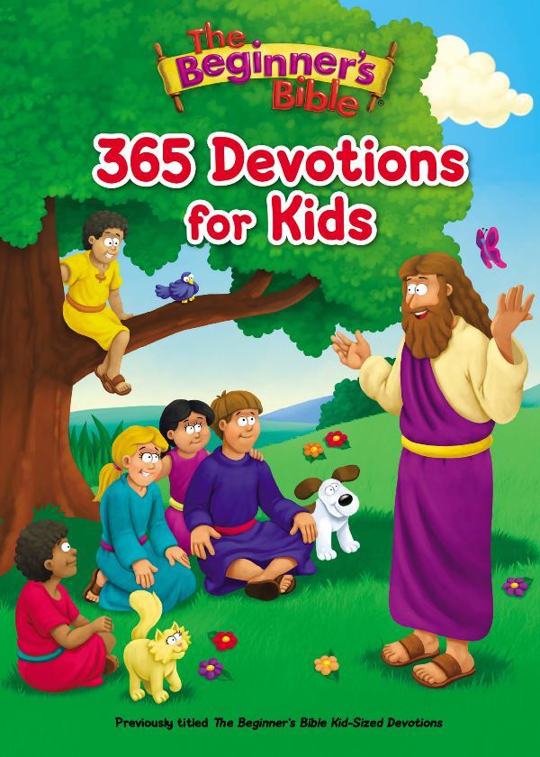 The Beginner's Bible 365 Devo 30 Day Sampler 9780310763062_TBBDevo_30day_sampler