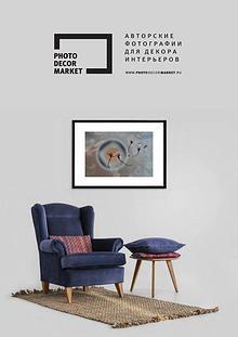 Каталог арт-фотографий для интерьеров от  PhotoDecorMarket №2'17