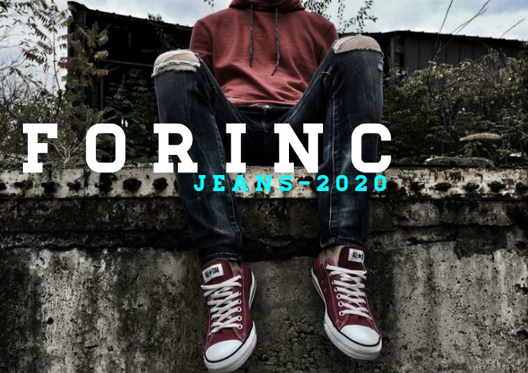 Forinc Jeans Forinc Summer 2020